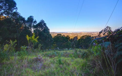Lot 61, Mungurra Hill Rd, Cordeaux Heights NSW 2526
