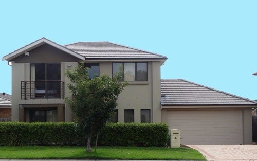 4 Skipton Way, Stanhope Gardens NSW