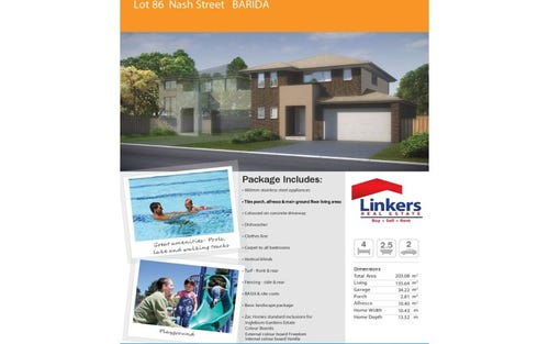 LOT 86 Nash Street, Bardia NSW