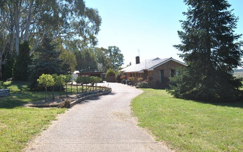 Aerodrome Road, Bletchington NSW 2800