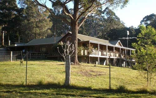 433 Myrtle Mountain Road, Wyndham NSW 2550