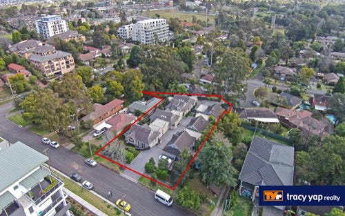 10-12 Donald Street, Carlingford NSW 2118
