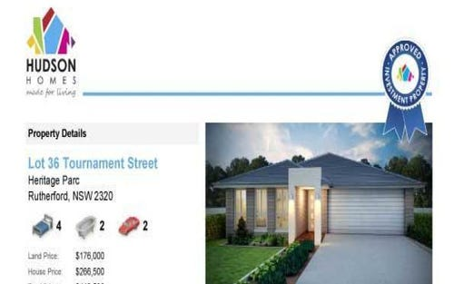 36 Tournament Street, Rutherford NSW 2320