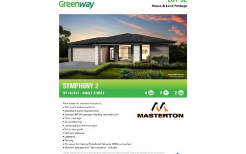 Lot 92 Greenway, Marsden Park NSW 2765