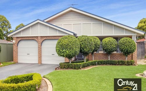 3 Evelyn Place, Glendenning NSW 2761