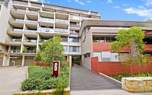 501/6 Duntroon Avenue, St Leonards NSW