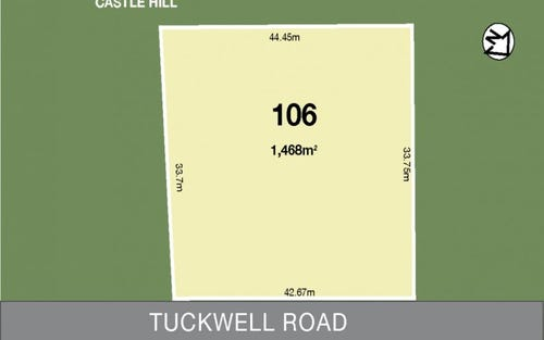 106 Tuckwell Rd, Castle Hill NSW 2154
