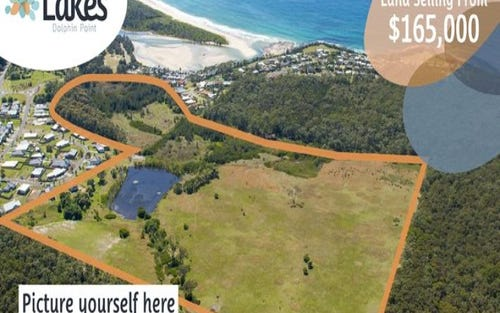 Lot 105 Wuru Drive, Burrill Lake NSW 2539