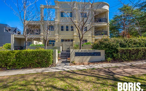 9/20 New South Wales Crescent, Forrest ACT 2603