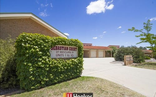 10/27 Redcliffe Street, Palmerston ACT