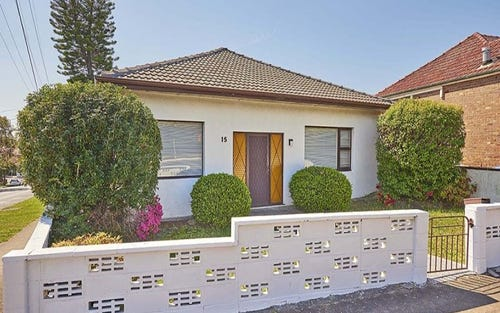 15 Griffiths Street, Ashfield NSW 2131