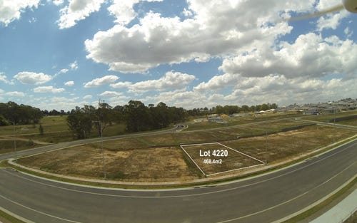 Lot 4220, Hampshire Boulevard, Spring Farm NSW 2570