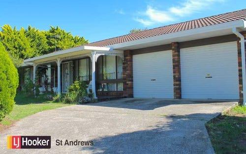 11 Chasselas Avenue, Eschol Park NSW 2558