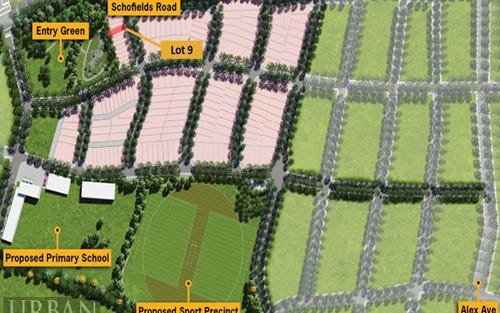 Lot 9 Proposed Road | North Park, Schofields NSW 2762