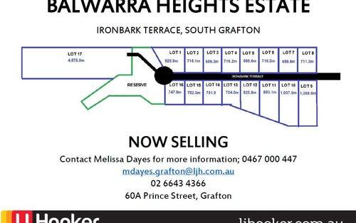 Lot 1-17, Balwarra Heights Estate, South Grafton NSW 2460