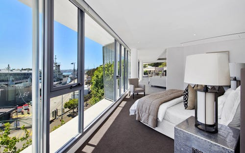 PENTHOUSE/65 Cowper Wharf Road, Woolloomooloo NSW 2011