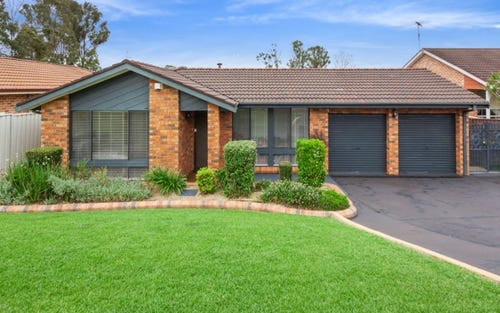 20 Peppertree Drive, St Clair NSW 2759