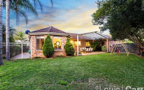 3 Sandlewood Close, Rouse Hill NSW 2155