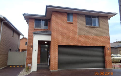 2 Hemanta Glade, Woodcroft NSW