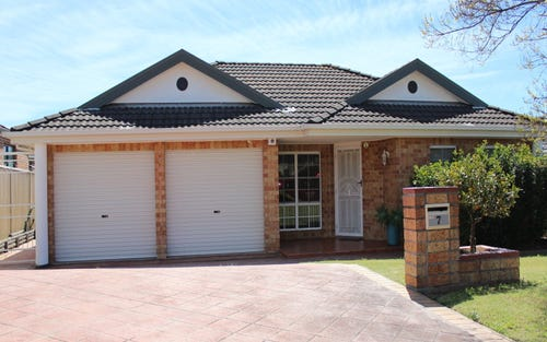 7 Weston Place, West Hoxton NSW 2171
