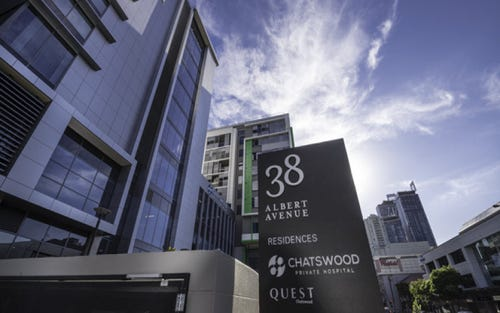 303/38 Albert Avenue, Chatswood NSW