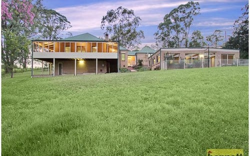 438 Greggs Road, Kurrajong NSW 2758