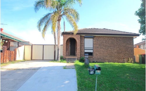 31 Salter Road, Bossley Park NSW 2176