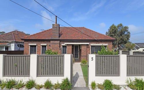 5 Mccauley St, Matraville NSW 2036