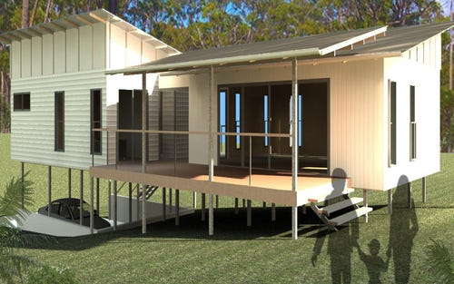 Lot 364 Shoreside Row, Murrays Beach NSW 2281
