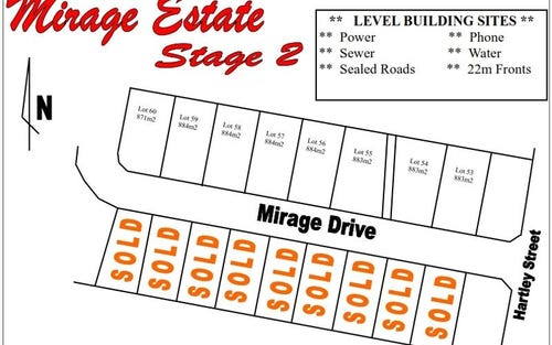 Mirage Estate Stage 2, Cowra NSW 2794