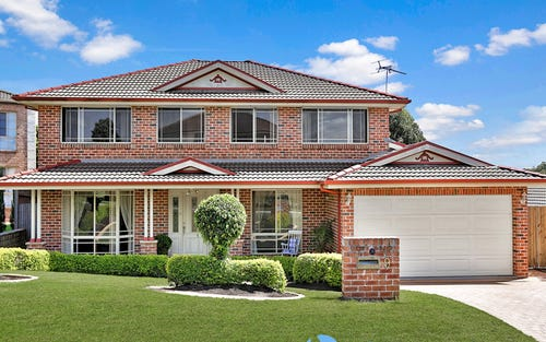 9 Lord Castlereagh Cir, Macquarie Links NSW 2565