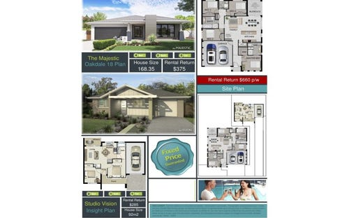 Lot 112 Auburn Street, Gilleston Grove, Maitland NSW 2320