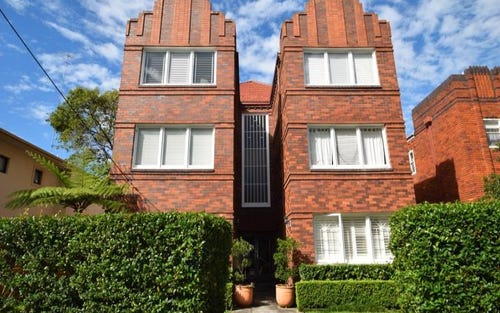 3/50 Bellevue Road, Bellevue Hill NSW