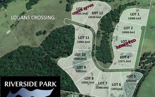 Lot 1 Riverside Park Estate, Logans Crossing NSW 2439