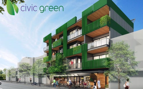 Civic Green 267 - 269 King Street, Newcastle NSW 2300
