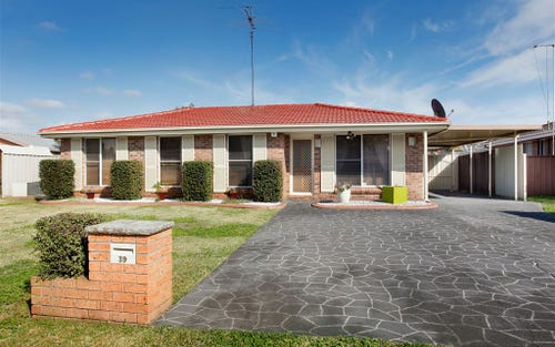 39 Olympus Drive, St Clair NSW 2759