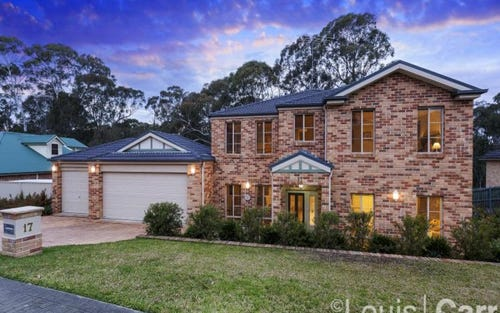 17 Dennison Close, Rouse Hill NSW