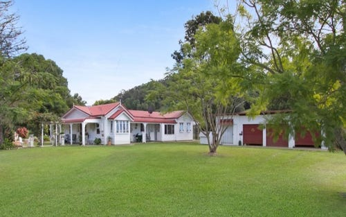 964 Numinbah Road, Crystal Creek NSW 2484
