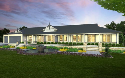 Lot 101 Hunter Highlands, Singleton NSW 2330