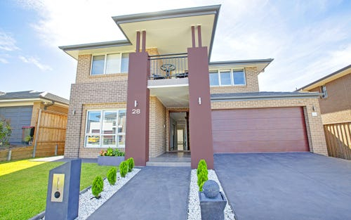 28 Mary Wade Pl, Carnes Hill NSW 2171