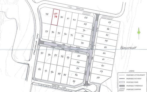Lot 79 The Pocket, Casuarina NSW 2487