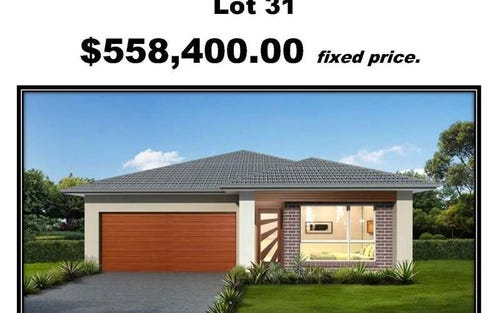Lot 31 Liz Kernohan Drive, Spring Farm NSW 2570