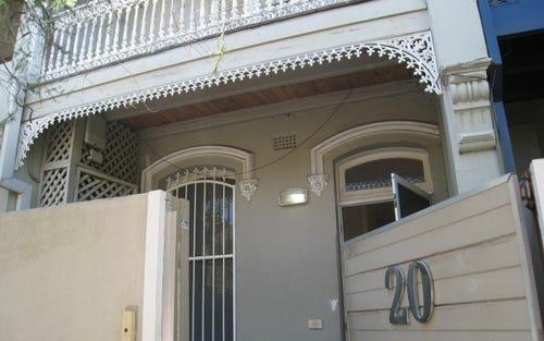 20 Mackenzie Street, Bondi Junction NSW