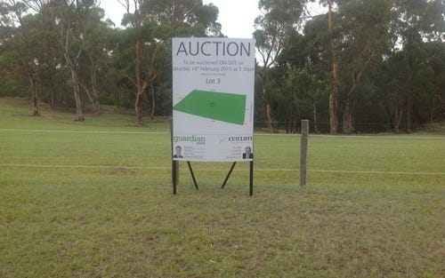 Lot 3 McClymonts Road, Kenthurst NSW 2156
