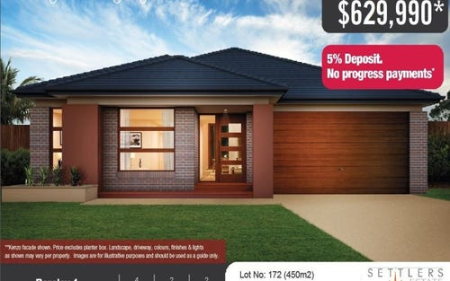 Lot No.: 172 Lloyd St, Werrington NSW 2747