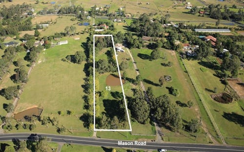 13 Mason Road, Box Hill NSW 2765
