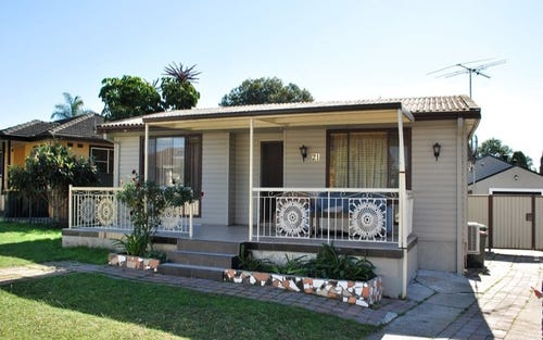Address available on request, Lurnea NSW 2170