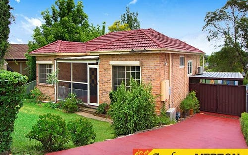 25 Derwent Parade, Blacktown NSW 2148