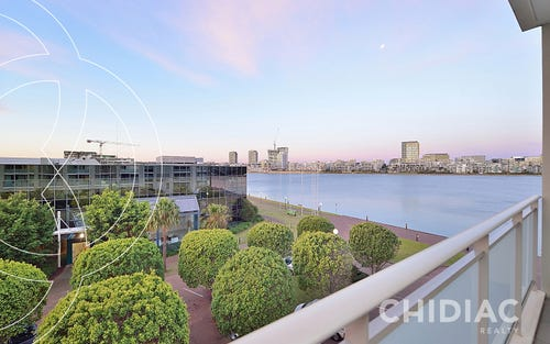 444/46 Baywater Drive, Wentworth Point NSW