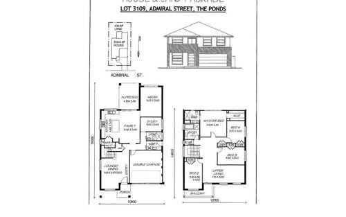 L3109 Admiral Street, The Ponds NSW 2769
